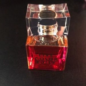 Live in Color Kate Spade fragrance Mini